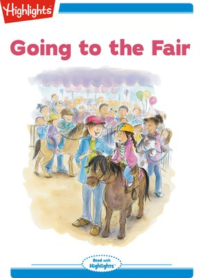 cover image of Going to the Fair