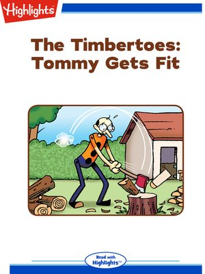 cover image of The Timbertoes: Tommy Gets Fit