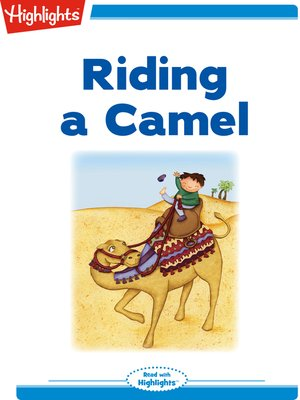 cover image of Riding a Camel