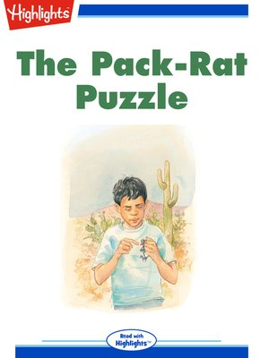cover image of The Pack Rat Puzzle