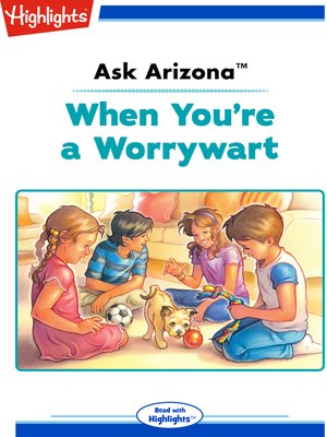 cover image of When You're a Worrywart