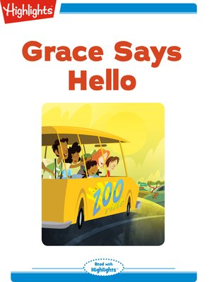 cover image of Grace Says Hello
