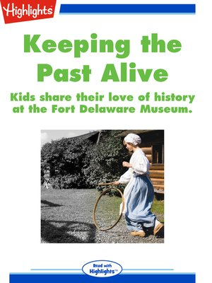 cover image of Keeping the Past Alive