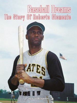 cover image of Baseball Dreams: The Story Of Roberto Clemente
