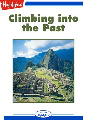 cover image of Climbing into the Past