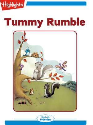 cover image of Tummy Rumble
