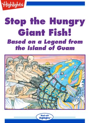 cover image of Stop the Hungry Giant Fish!
