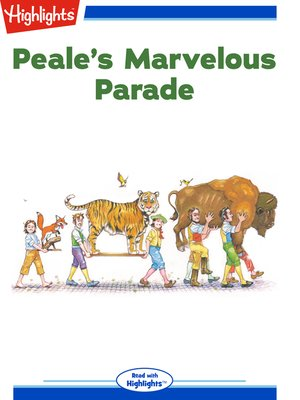 cover image of Peale's Marvelous Parade