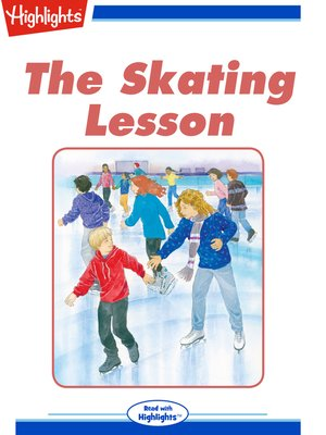 cover image of The Skating Lesson