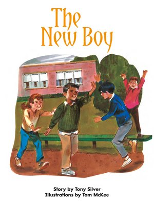 cover image of The New Boy