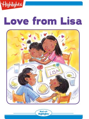 cover image of Love from Lisa