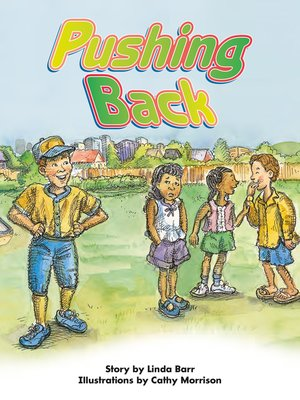 cover image of Pushing Back