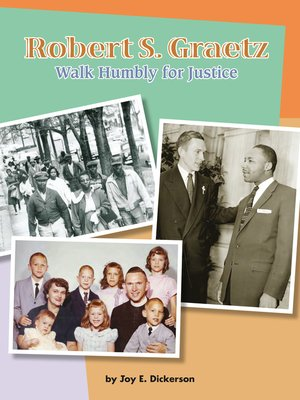 cover image of Robert S. Graetz: Walk Humbly for Justice