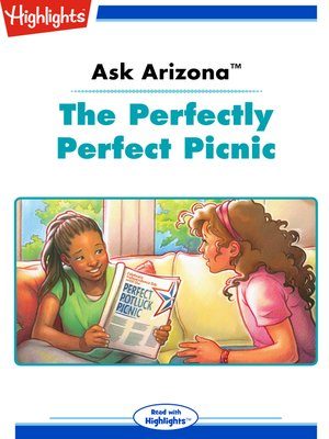 cover image of The Perfectly Perfect Picnic