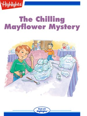 cover image of The Chilling Mayflower Mystery