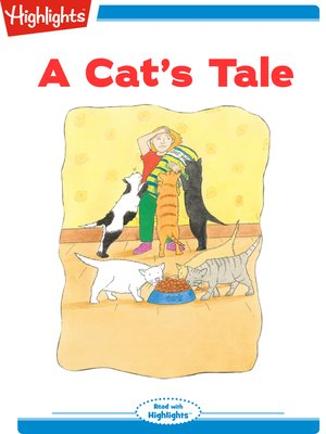 cover image of A Cat's Tale