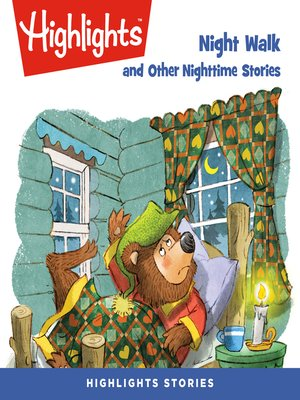 cover image of Night Walk and Other Nighttime Stories