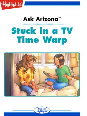 cover image of Stuck in a TV Time Warp