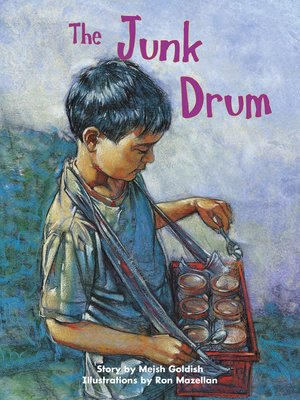 cover image of The Junk Drum