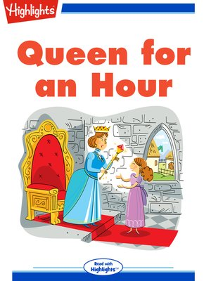 cover image of Queen for an Hour
