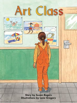 cover image of Art Class