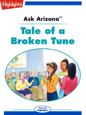 cover image of Ask Arizona: Tale of a Broken Tune