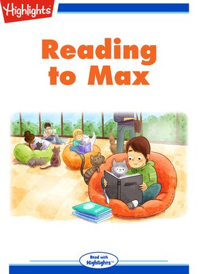 cover image of Reading to Max