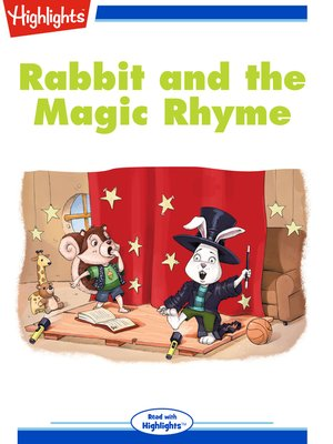 cover image of Rabbit and the Magic Rhyme