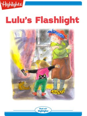 cover image of Lulu's Flashlight