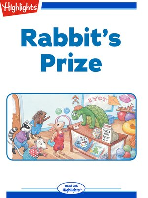 cover image of Rabbit's Prize
