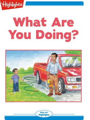 cover image of What Are You Doing?