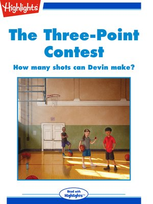 cover image of The Three-Point Contest