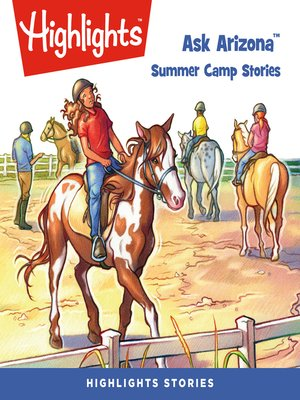 cover image of Ask Arizona: Summer Camp Stories