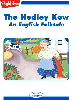 cover image of The Hedley Kow: An English Folktale