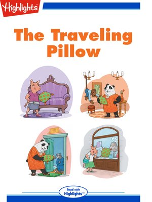 cover image of The Traveling Pillow