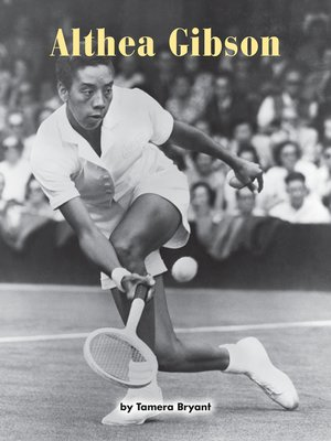 cover image of Althea Gibson