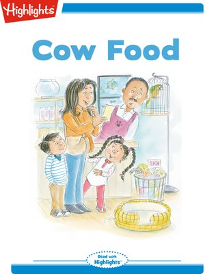 cover image of Cow Food