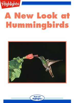 cover image of A New Look at Hummingbirds