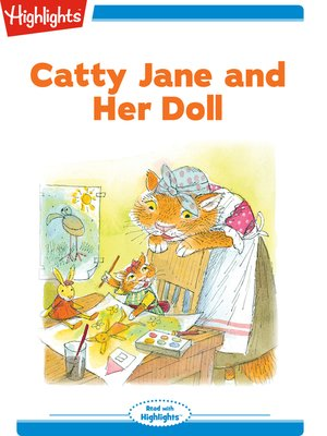 cover image of Catty Jane and Her Doll