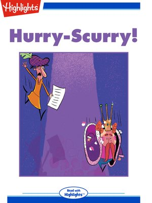 cover image of Hurry-Scurry!