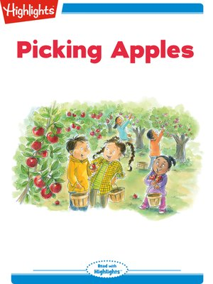 cover image of Picking Apples