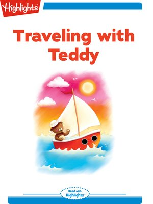 cover image of Traveling with Teddy