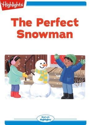 cover image of The Perfect Snowman