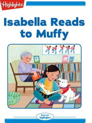 cover image of Isabella Reads to Muffy