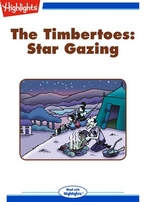 cover image of The Timbertoes: Star Gazing