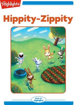 cover image of Hippity-Zippity