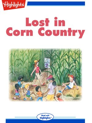 cover image of Lost in Corn Country