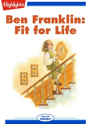 cover image of Ben Franklin: Fit for Life