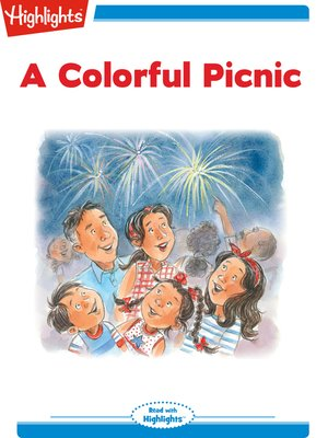 cover image of A Colorful Picnic