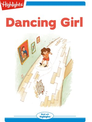 cover image of Dancing Girl